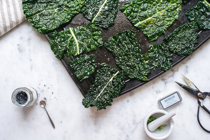 perfect kale chips every time » itsmecharlotte.com