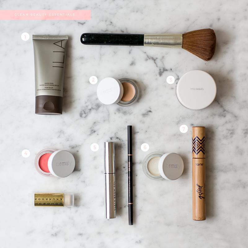 clean makeup essentials » itsmecharlotte.com