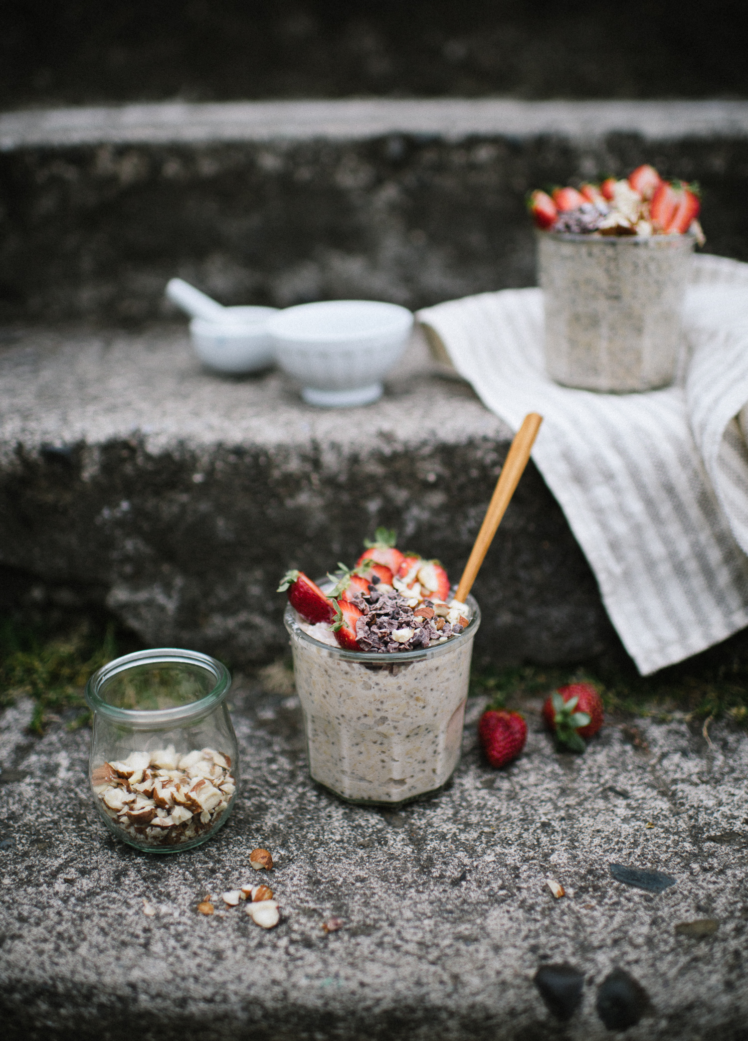 Easy Overnight Oats (GF/DF)