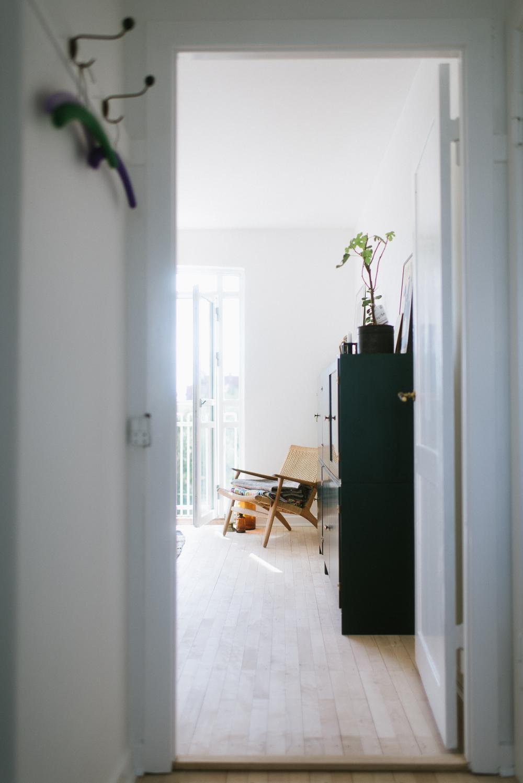 Scandinavian Design Airbnb in Copenhagen