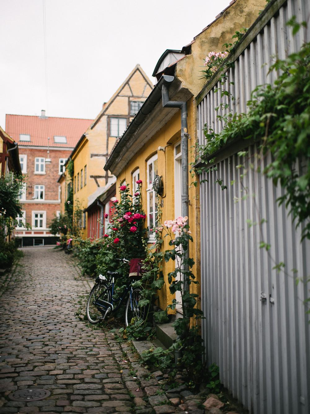 Exploring Helsingør Denmark