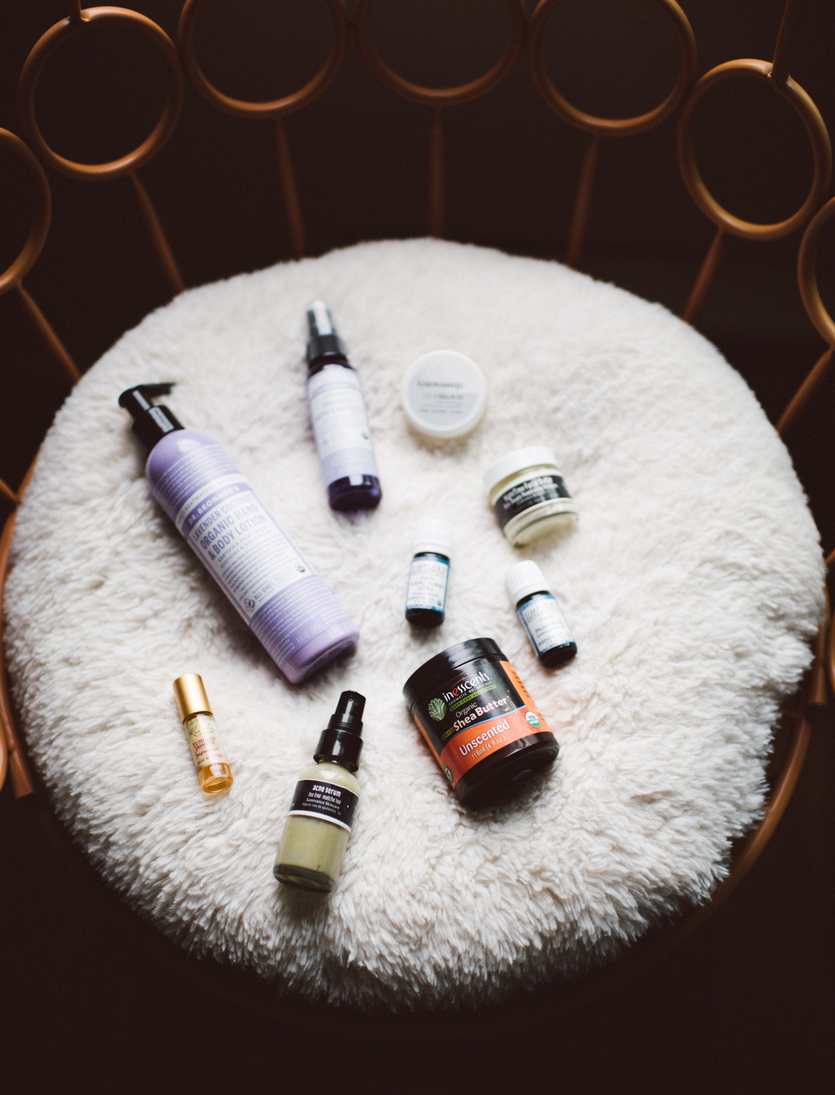 nomad beauty essentials