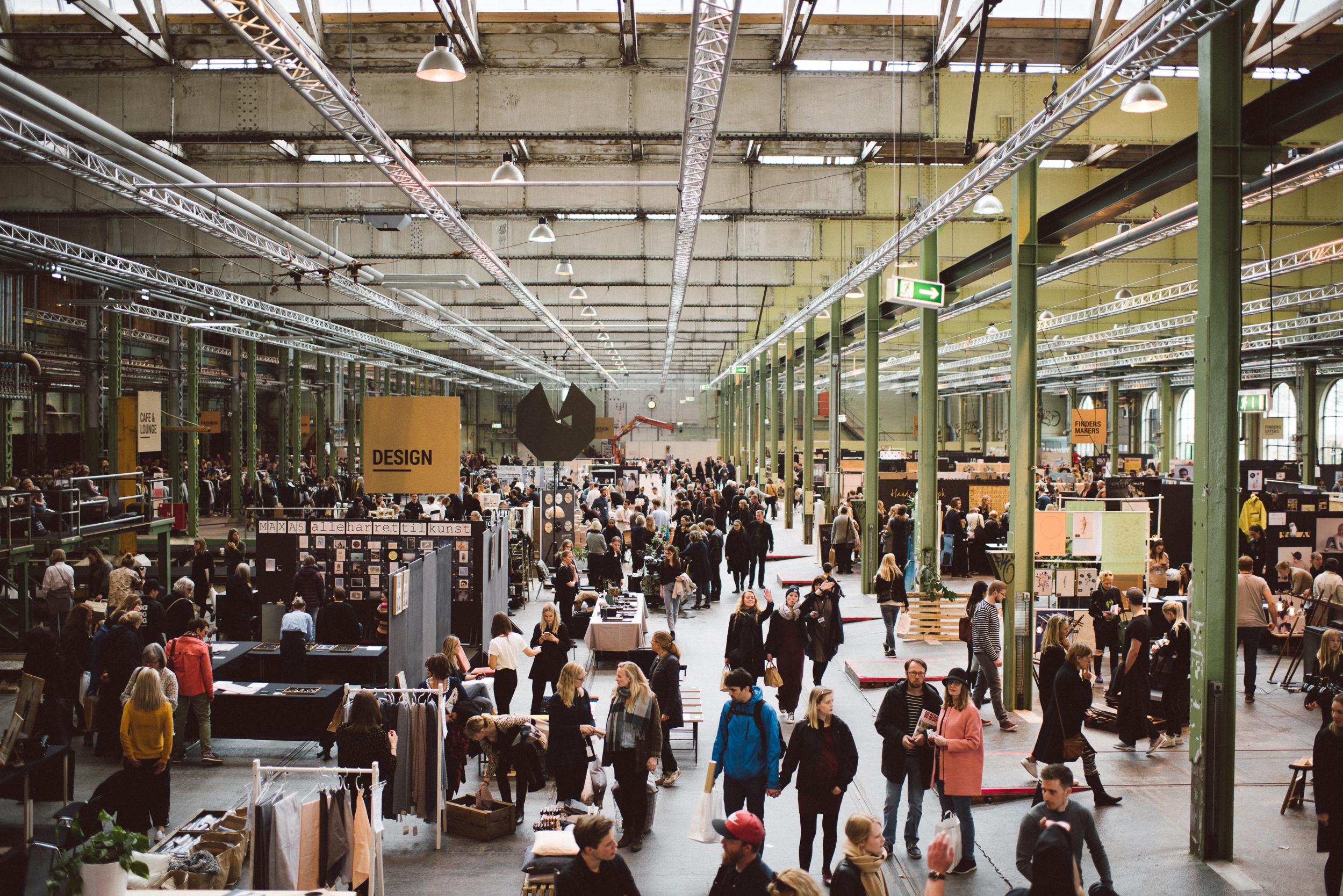 FindersKeepers Design Market Copenhagen