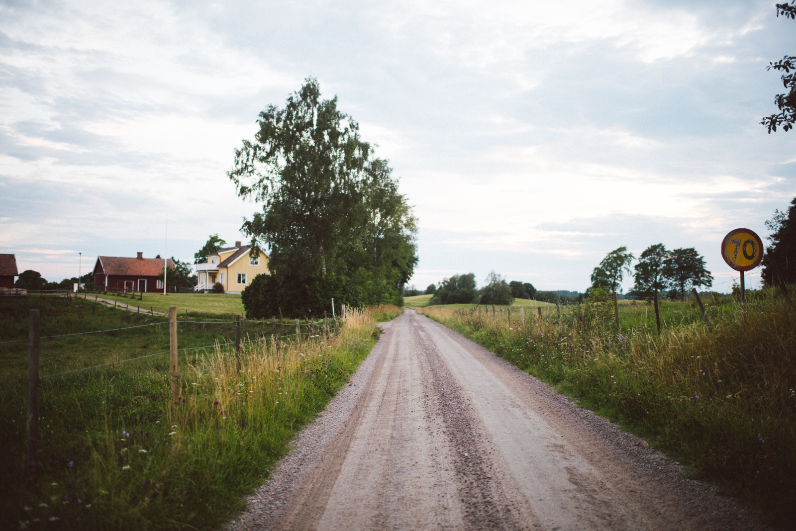 Swedish Country Side Roadtrip