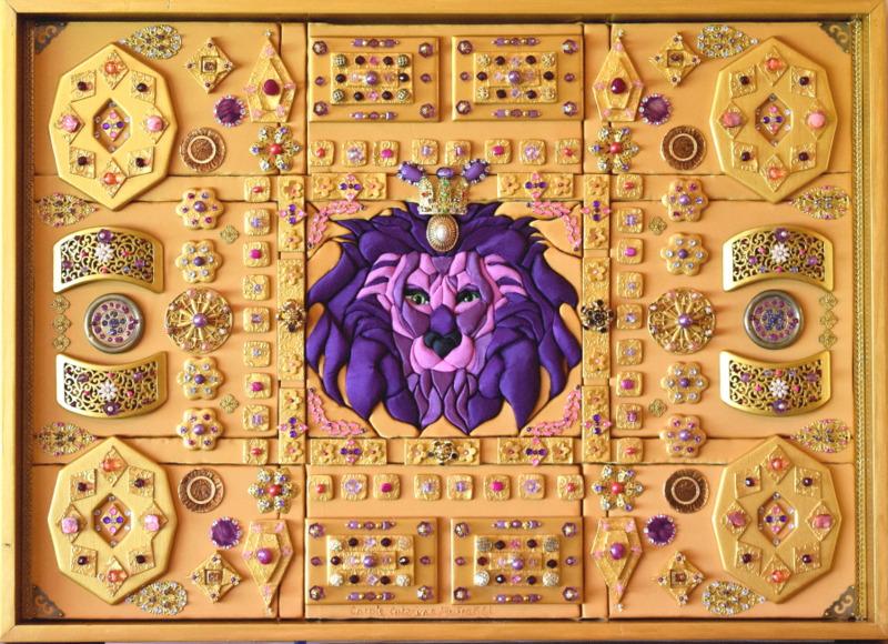 LE LION D'ORO (95x68)