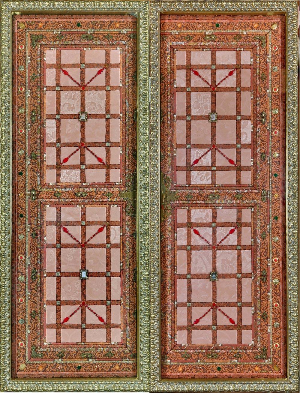 VENEZIA 1500 - Dédié à Léonard - . (2x179x59)