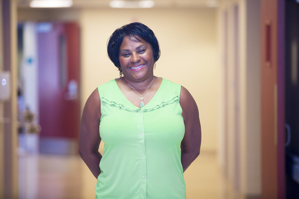 June Taylor, FM Program Coordinator