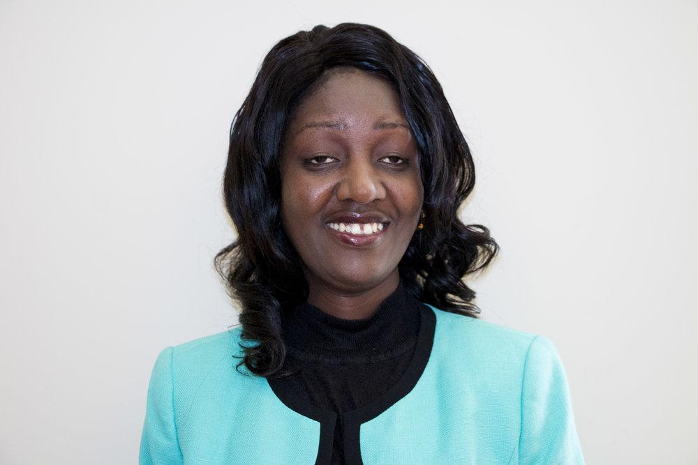 Regina Botwe, Dir. Graduate Medical Education.