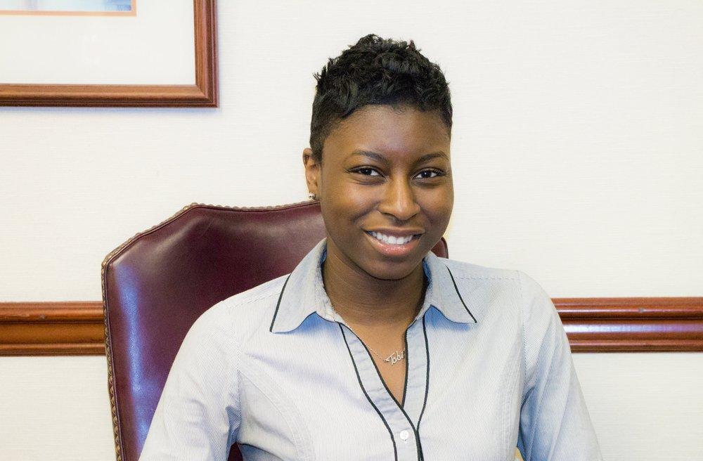 Sarah Kupoluyi, Snr. Student Coordinator