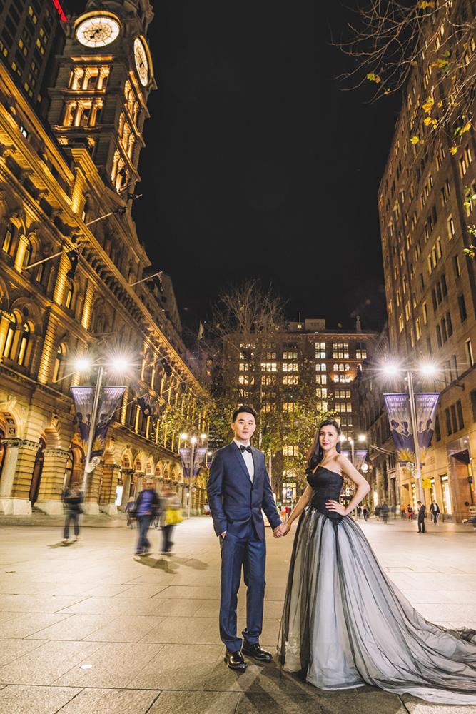 Kevin&Azure's 婚纱写真