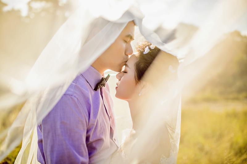 Mei&Raymond 婚纱写真