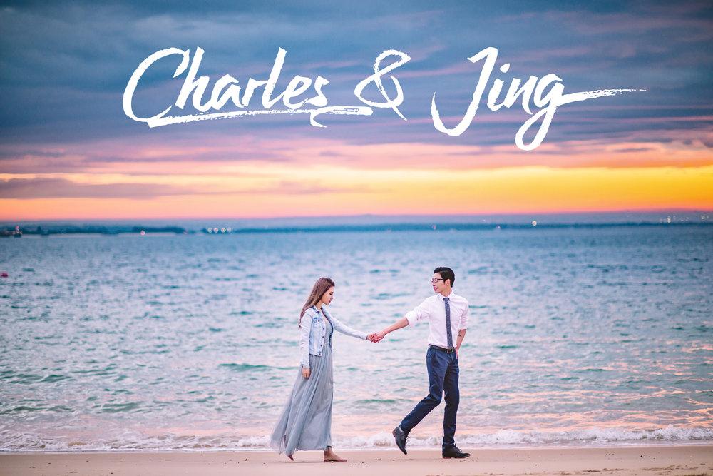 Charles&Jing 婚纱写真
