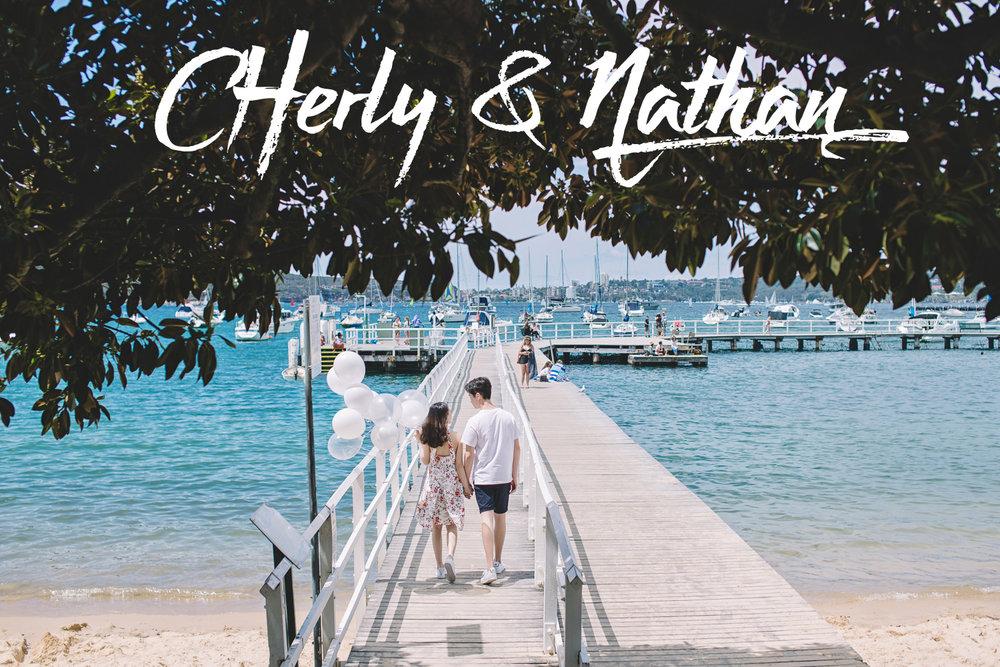 Cherly&Nathan 婚纱写真