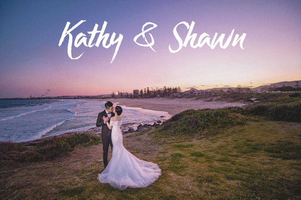 Kathy&Shawn婚纱写真