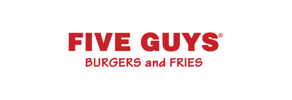 FIVE GUYS   (Monday - Sunday)  11:00AM - 10:00PM  (863) 402-2093   Visit Website >