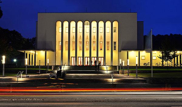 Rudolf-Oetker-Halle - Bild: Gerald Paetzer