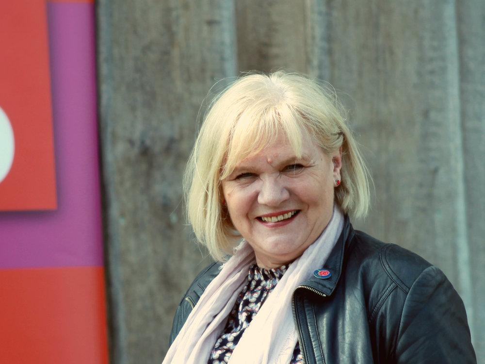 Beisitzerin Karin Schrader