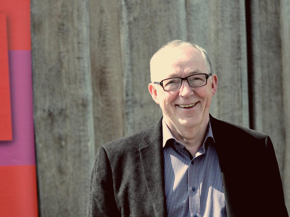 Schatzmeister Wolfgang Brinkmann