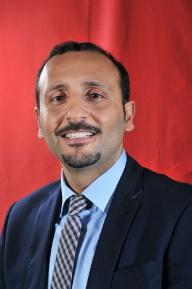 Stellvertretender Vorsitzender Riza Öztürk