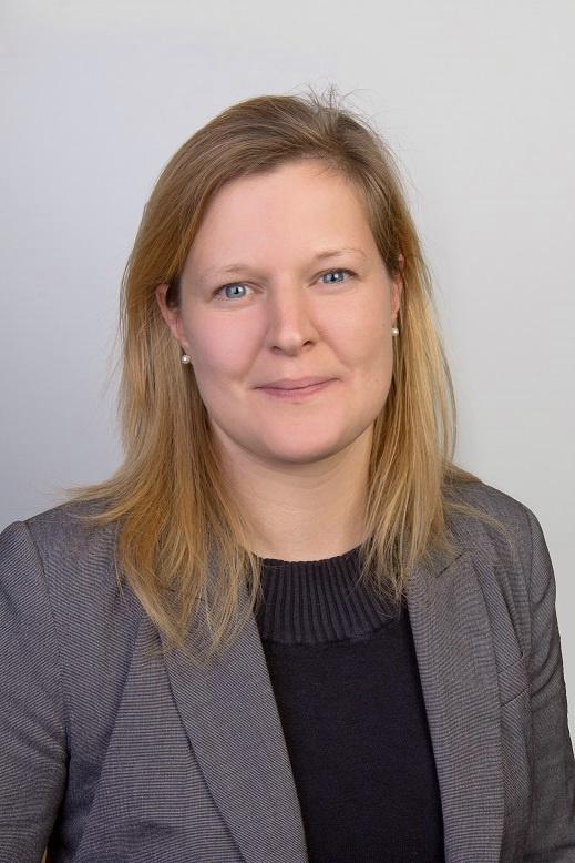 Geschäftsführerin Ann Katrin Brambrink