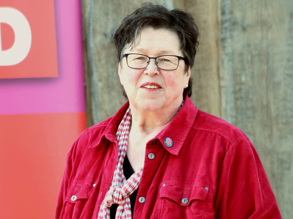 Beisitzerin   Barbara Schneider