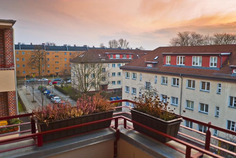 Wohnhäuser -colourbox