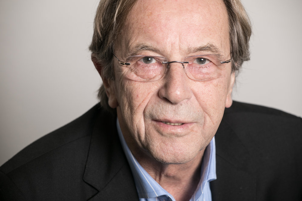 Hans Hamann, SPD-Ratsmitglied und langjähriger Fraktionsgeschäftsführer.