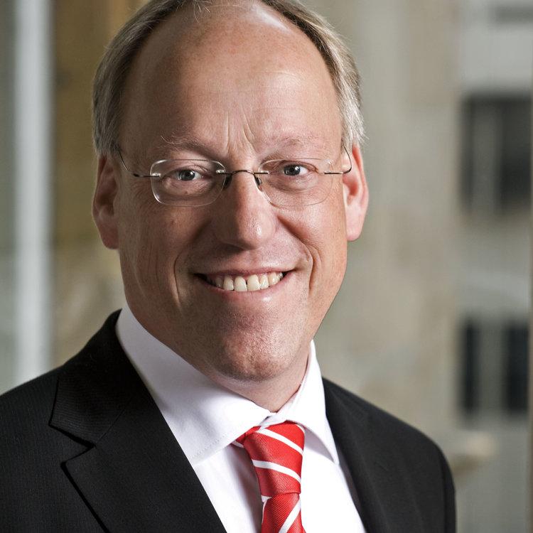 Pit Clausen, Oberbürgermeister der Stadt Bielefeld