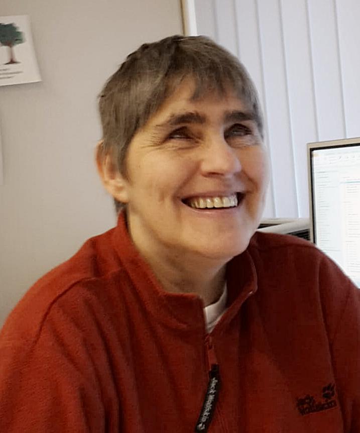 Eleonore Hammes, stellv. Vorsitzende Ak SelbstAktiv