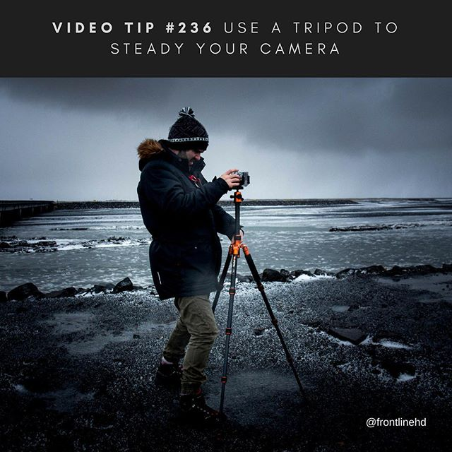 Just a tip for all you beginners out there! #camera #tripod #videotip236