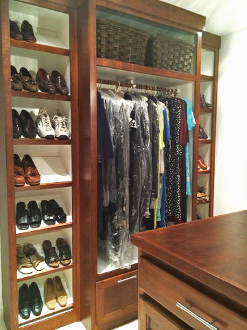 Custom Wardrobe Design