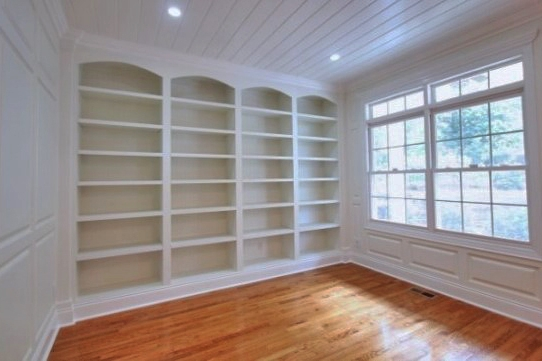 Paint Grade Bookcase
