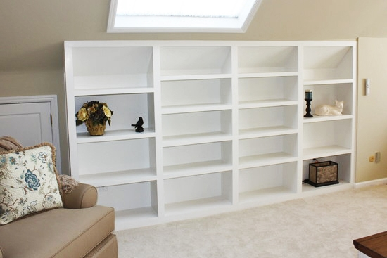 Gable Bookcase