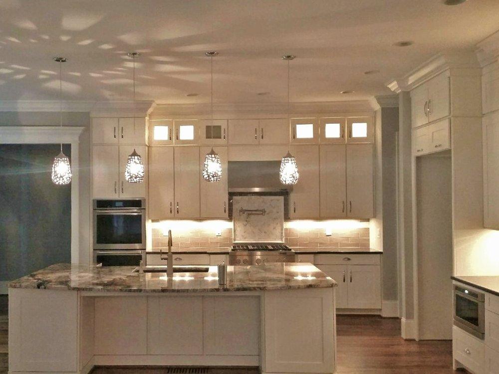 Custom Kitchen Designs   Cabinets   Wake Forest, Raleigh U2014 Woodmaster  Woodworks