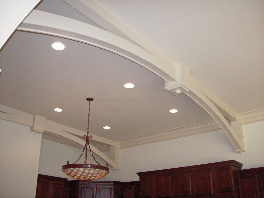 Thin Ceiling Arch