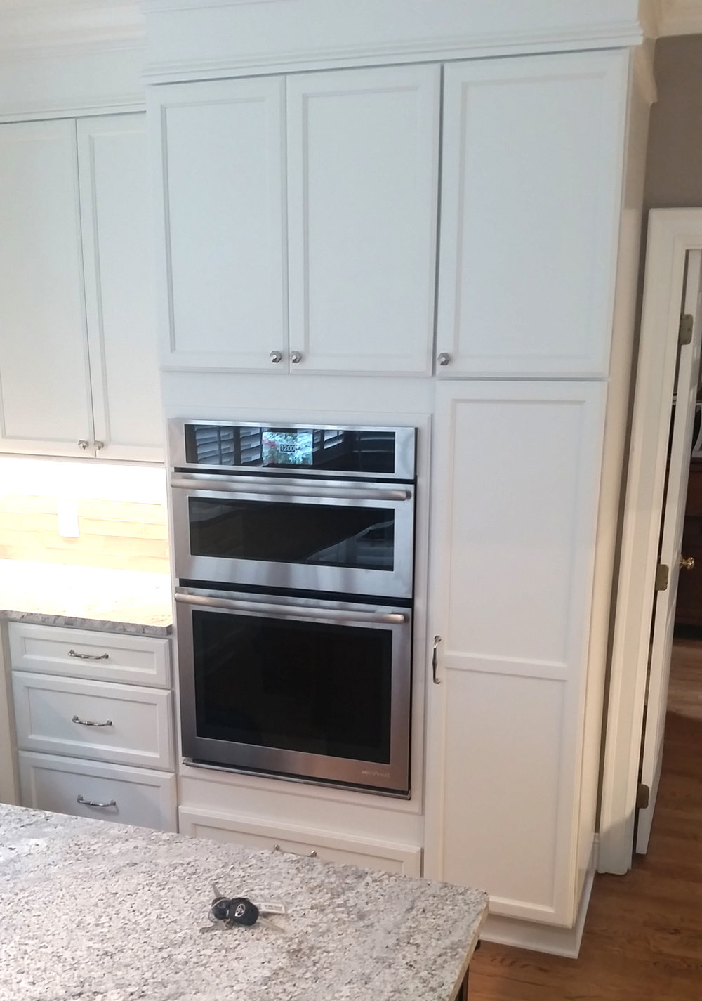 Custom Kitchen Designs - Cabinets - Wake Forest, Raleigh ...