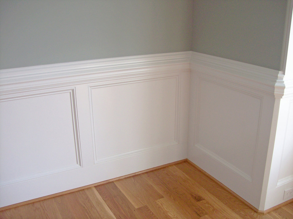 Wainscoting Boards: Wainscoting Panels