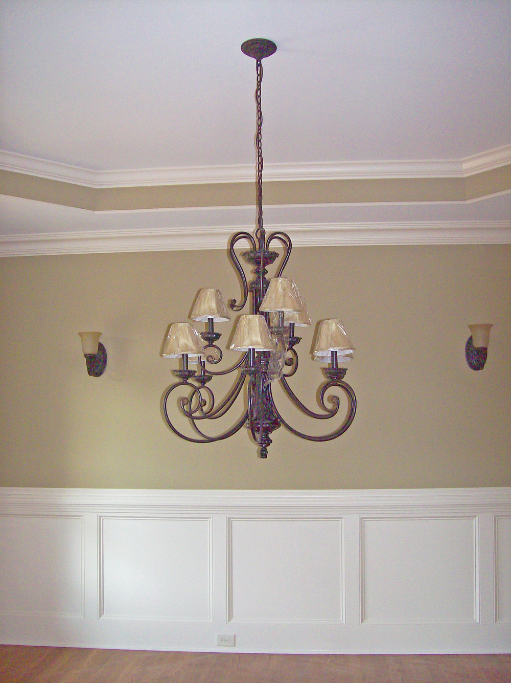 Wainscoting Panels