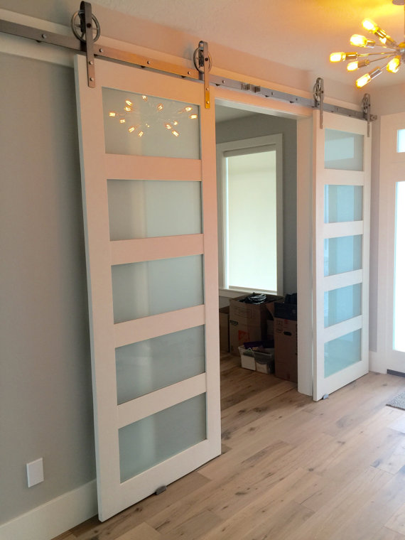 frosted glass barn doors. frosted glass barn doors b