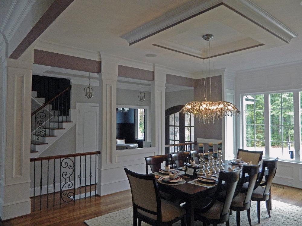 Interior Trim Carpentry Home