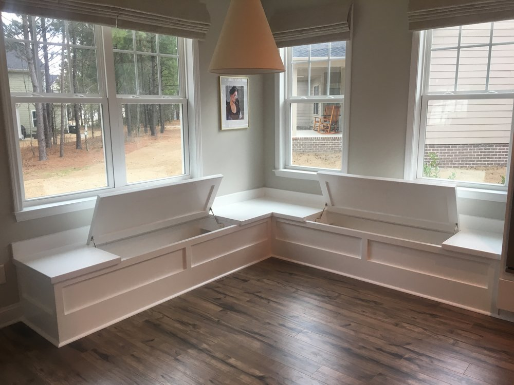 Banquette - After