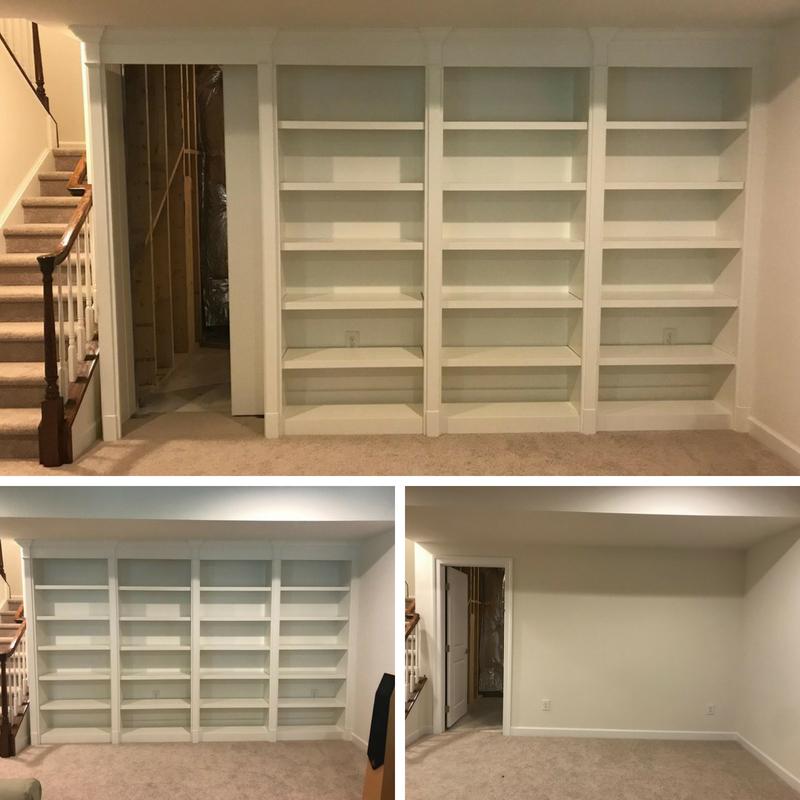 Hidden Door Bookcase