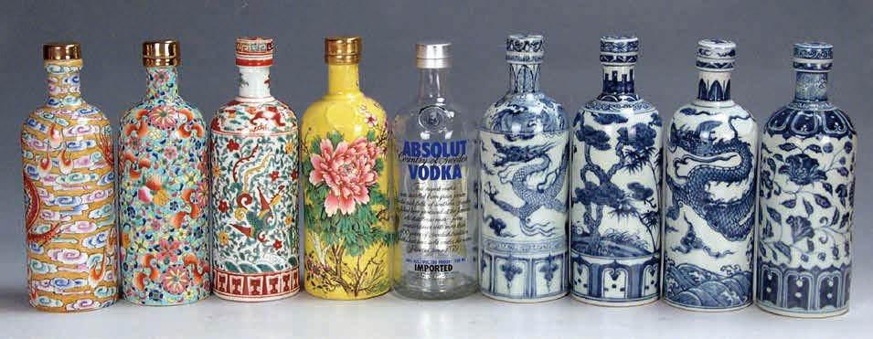 Li Lihong Vigour China absolut