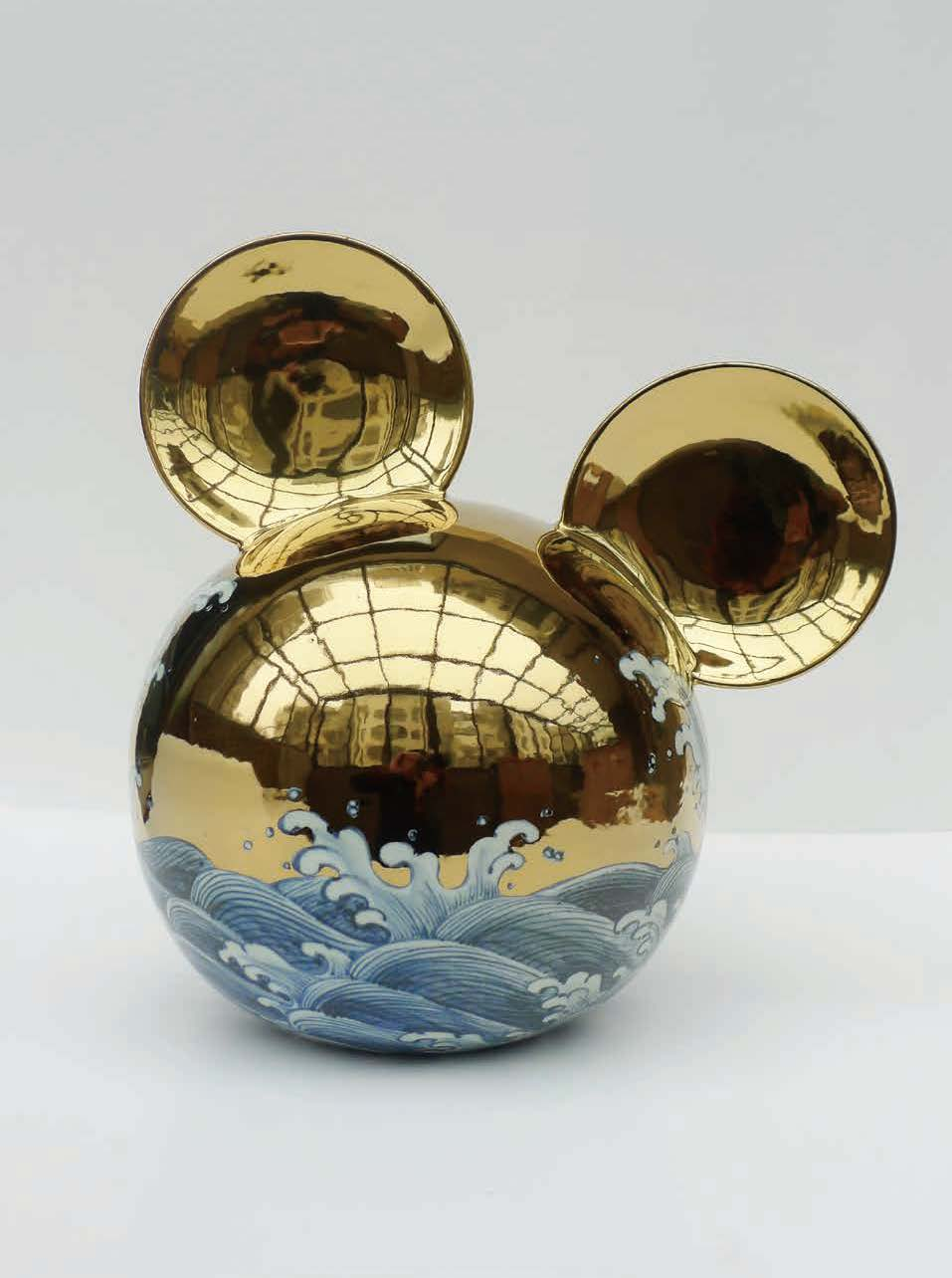 Li Lihong Vigour China mickey