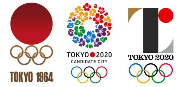 tokyo olympic logos