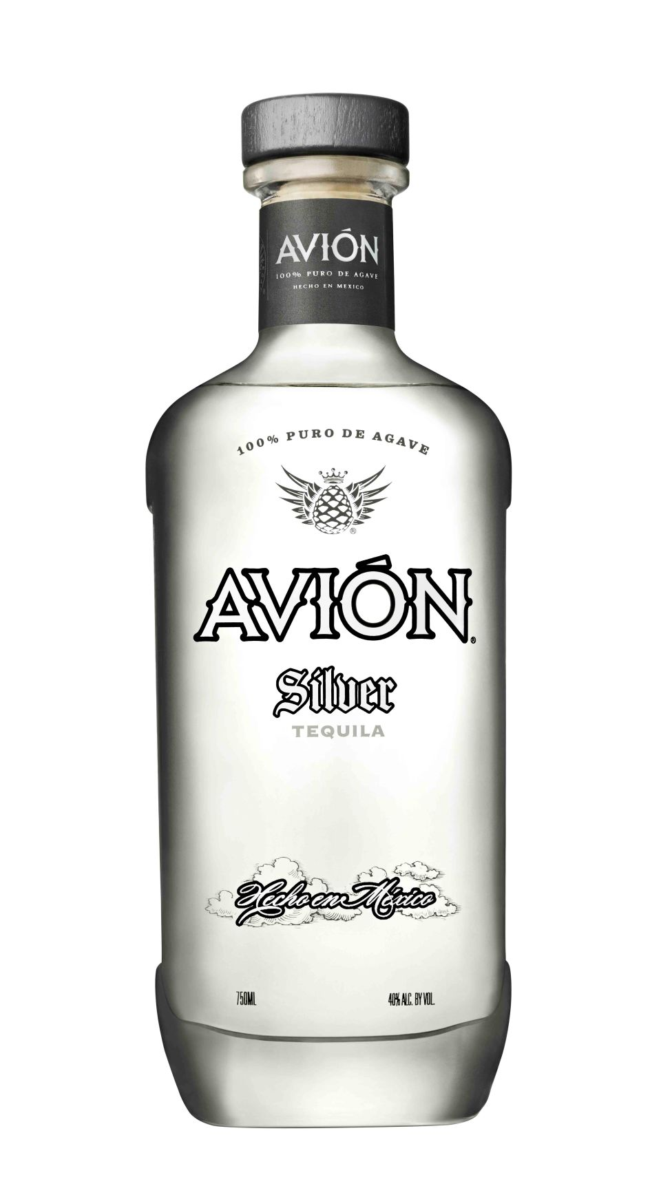 "Avión Silver  voted ""Best Tequila"" at 2012 San Francisco World Spirits Competition."