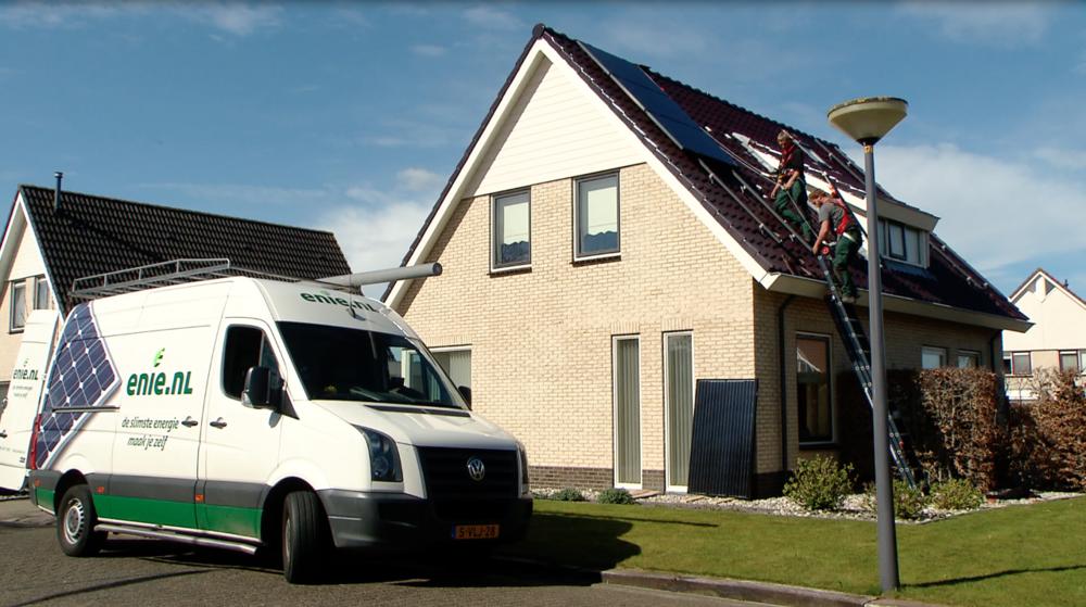vergunning zonnepark en SDE subsidie