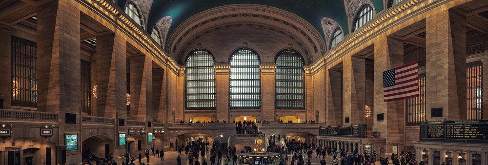 Token Grand Central Station Shot