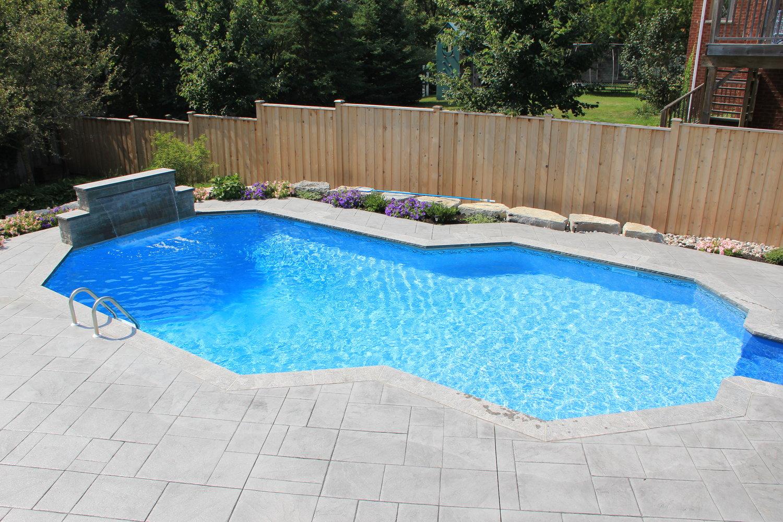 Sky Blue - Premier — Megna Pools