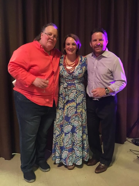 Danny, Ron, and Jennifer at 2017 Wine Tasting .jpeg